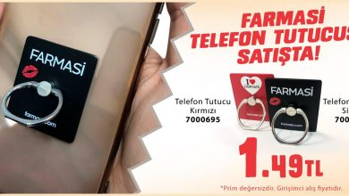 Photo of Farmasi Telefon Tutucusu