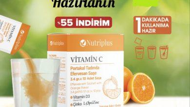 Photo of Farmasi C Vitamini